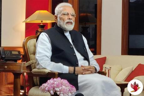 ભોપાલમાં IT દરોડાં પર બોલ્યા PM મોદી- 'ભ્રષ્ટનાથ'ના દાવાનું કોઈ વજૂદ નથી