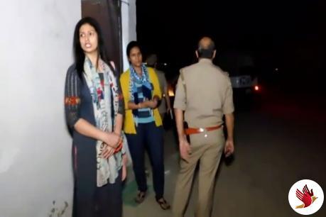 રાત્રે પતિ મોહમ્મદ શમીના ઘરે પહોંચી હસીન જહાં, પોલીસે કરી ધરપકડ