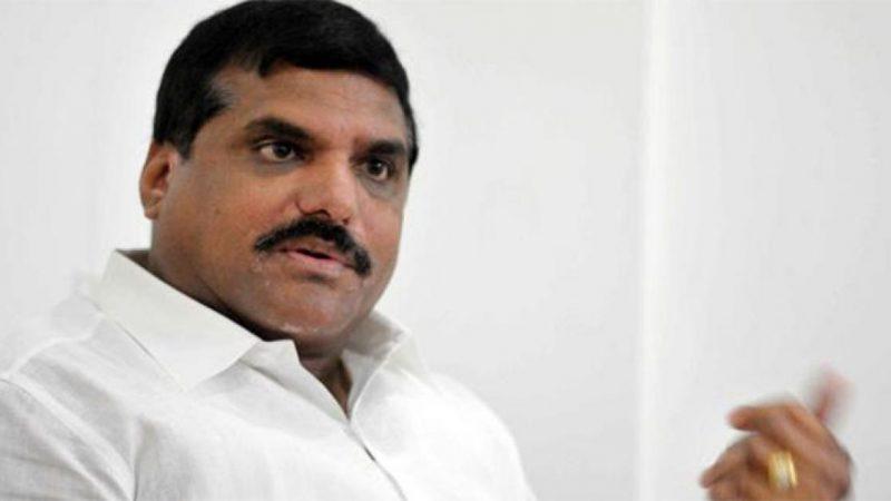 आंध्र प्रदेश के नगर निगम मंत्री ने नई राजधानी को लेकर दिया संकेत