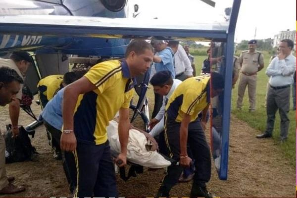 हेलीकॉप्टर क्रैश हादसाः आज देहरादून लाए जाएंगे पायलटों के शव