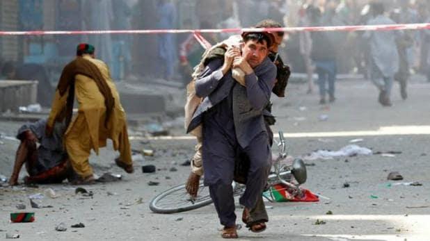 अफगान : स्वतंत्रता दिवस पर दहला जलालाबाद, 66 लोग जख्मी