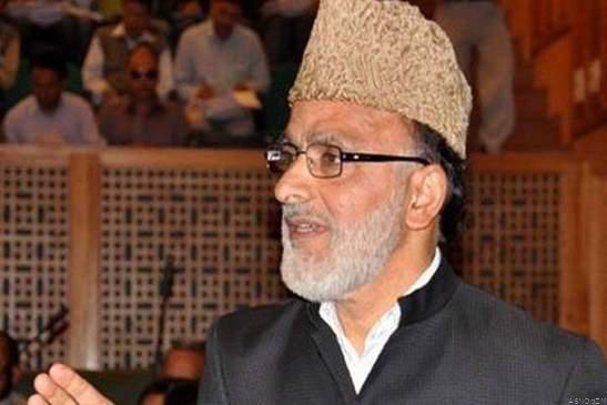 जम्मू-कश्मीर : पूर्व मंत्री अली मुहम्मद सागर को बरेली जेल किया गया शिफ्ट