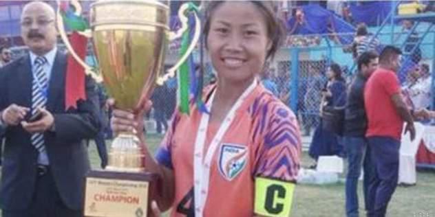 Manipur's L. Ashalata Devi declared woman footballer of the year 2019-20