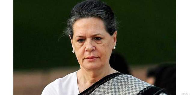 Nagaland Congress hails election of Sonia Gandhi as interim president