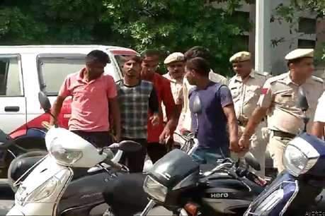 सरकारी स्कूल में घुसकर DPI की पिटाई मामले में 6 आरोपी गिरफ्तार
