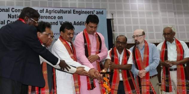 Tripura government focus on agro-economy and tourism