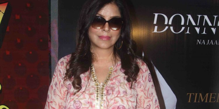 Nagaland is India's one of the cleanest places: Zeenat Aman