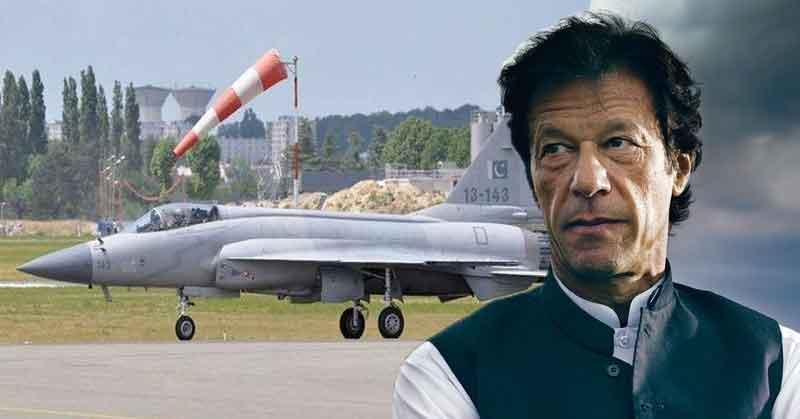 बौखलाए पाकिस्तान ने लद्दाख सीमा के पास तैनात किए लड़ाकू विमान