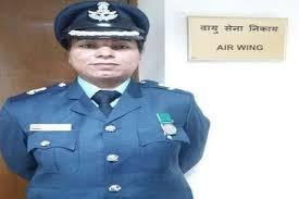 विदेश में तैनात होने वाली पहली महिला विंग कमांडर बनी समस्तीपुर की अंजलि