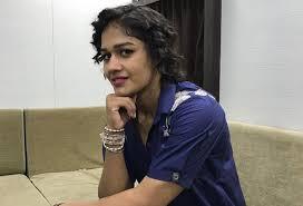 बबिता फोगाट ने हरियाणा पुलिस से दिया इस्तीफा