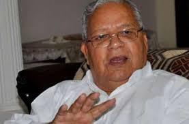 कलराज जयपुर पहुंचे, सोमवार को राज्यपाल पद की शपथ लेंगे