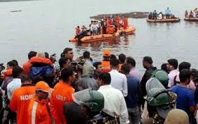 12 Drown As Boat Tips Over In Andhra Pradesh River, Several Missing