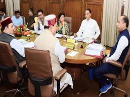 जयराम सरकार की कैबिनेट बैठक में ग्लोबल इन्वैस्टर्स मीट पर चर्चा