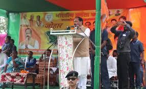 CM रघुवर दास ने कोल्हान के 11.51 लाख किसानों को दी 452 करोड़ की सौगात