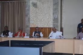 CM नीतीश ने की जलजमाव की उच्चस्तरीय समीक्षा, कई अधिकारियों के खिलाफ की कार्रवाई