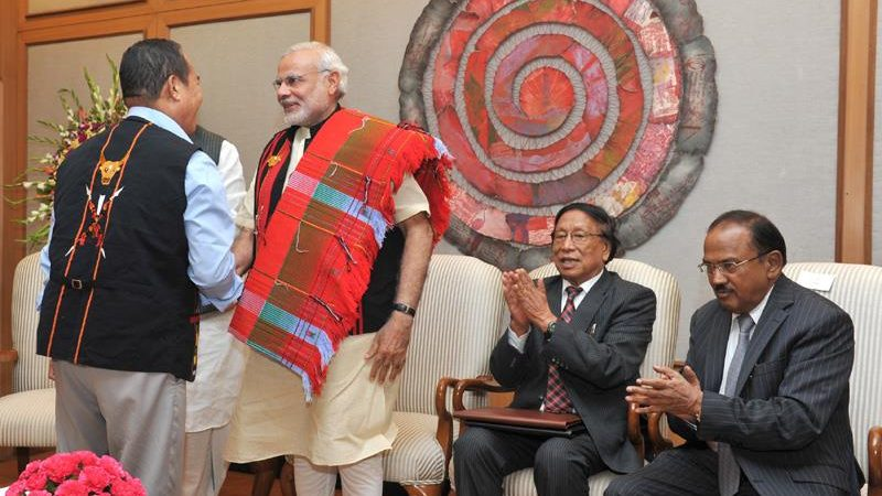 Crucial Centre-NSCN (IM) meet today