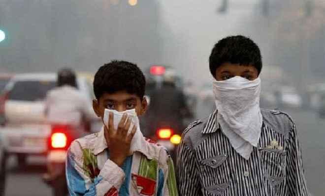 देश का तीसरा सबसे प्रदूषित शहर बना पटना, मुजफ्फरपुर और गया में भी हालात चिंताजनक