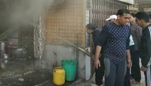 हल्द्वानी : रेस्टोरेंट व रुड़की की फैक्ट्री में लगी आग, लाखों का नुकसान