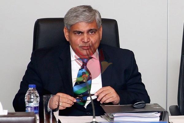 आईसीसी में तीसरे कार्यकाल के लिए खड़े नहीं होंगे शशांक मनोहर