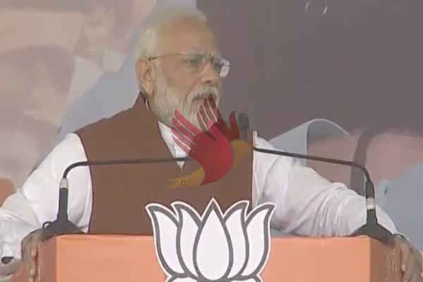 PM मोदी बोले-संकल्प पूरा करने के लिए दिन रात एक कर देती है BJP