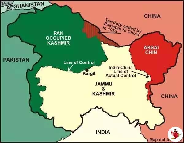 तुर्की के राष्ट्रपति ने कश्मीर मुद्दे पर अड़ाई टांग