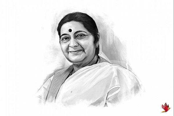 सुषमा स्वराज की जन्म जयंती: पीएम मोदी, शाह समेत कई नेताओ ने किया याद